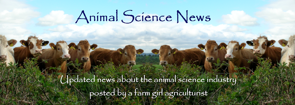 Animal Science News