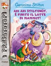 Marzo 2014. I Preistotopi #14: Ahi ahi Stiltonùt, è finito il latte di mammut [narrativa]