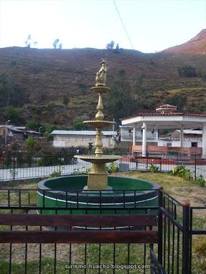 Plaza de Armas de Gorgor