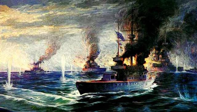 103 χρόνια από τη ναυμαχία της Λήμνου - Τότε που κατατροπώθηκαν οι Τούρκοι [βίντεο]