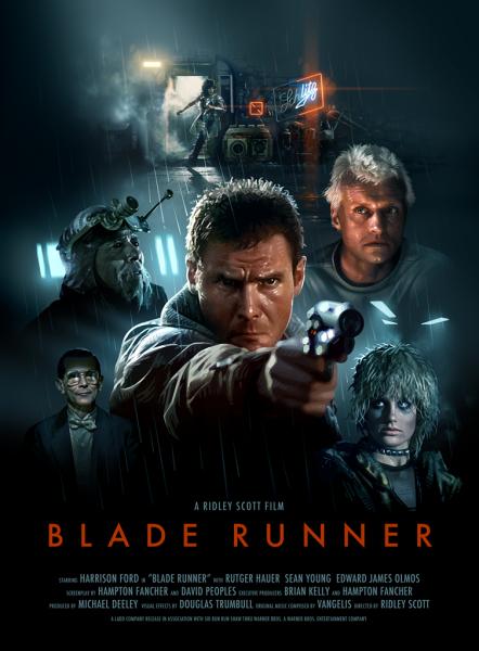 Blade Runner เบลด รันเนอร์ มาสเตอร์ พากย์ไทย HD