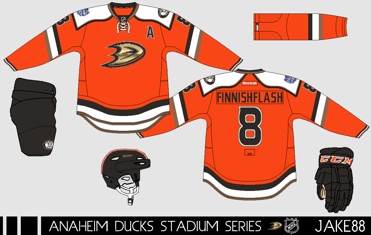Anaheim+Ducks+Stadium+Series+Jersey+Conc