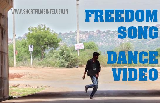 VINAY DANCE FOR YEVADU FREEDOM SONG