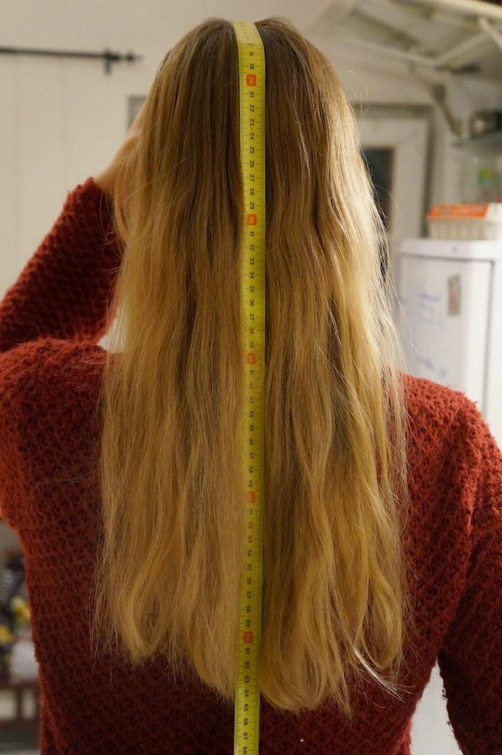 Cheveux qui poussent que d'un cote