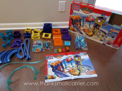 Mega Bloks Chuggington Jet Pack Adventure