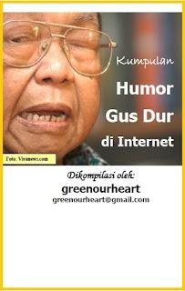 ebook Kumpulan Humor Gus Dur di Internet