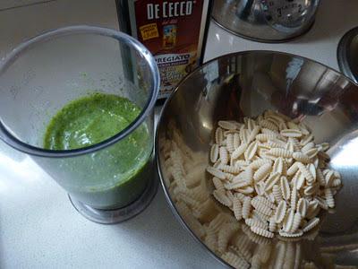 malloreddus e broccoli