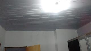 Universo Pró Forro PVC instalado em Campinas