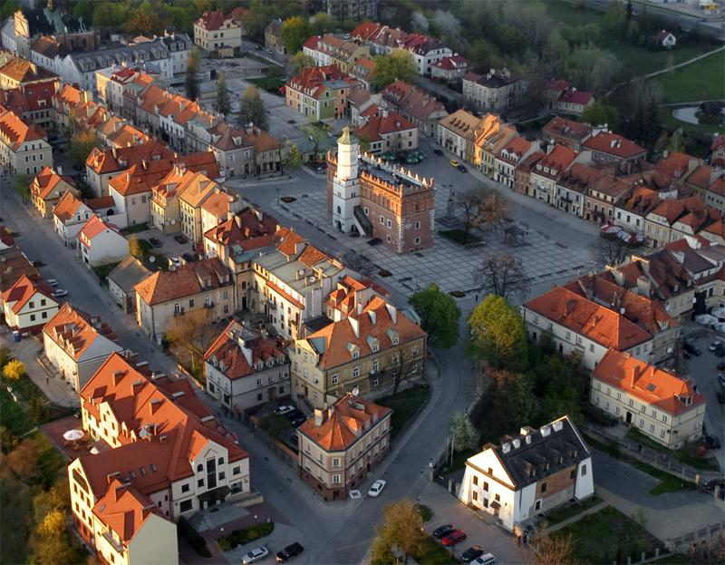 Przeglądy budynków Sandomierz PPM Vision