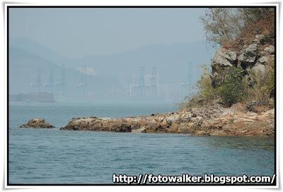 香港國家地質公園:印洲塘海岸公園