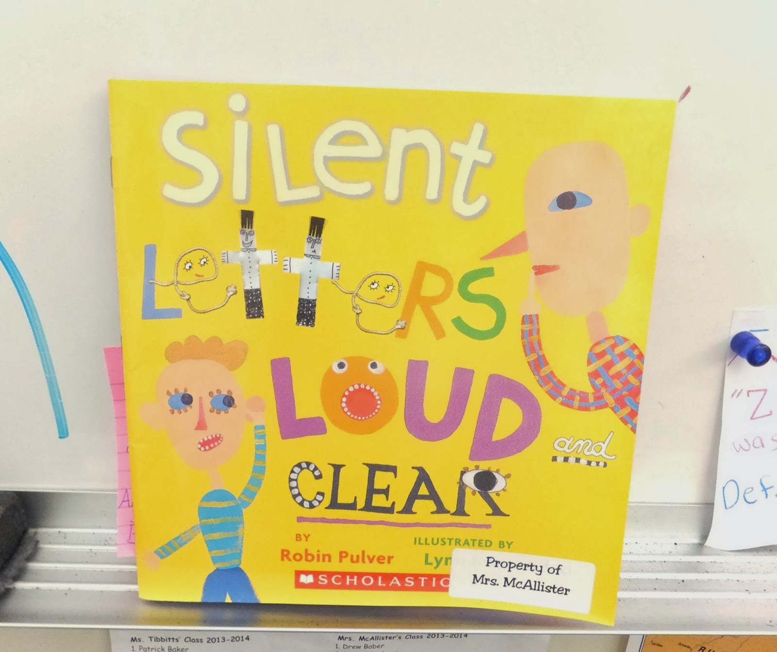 The Late Bloomers Book Blog Sharing An Idea Teaching About Silent