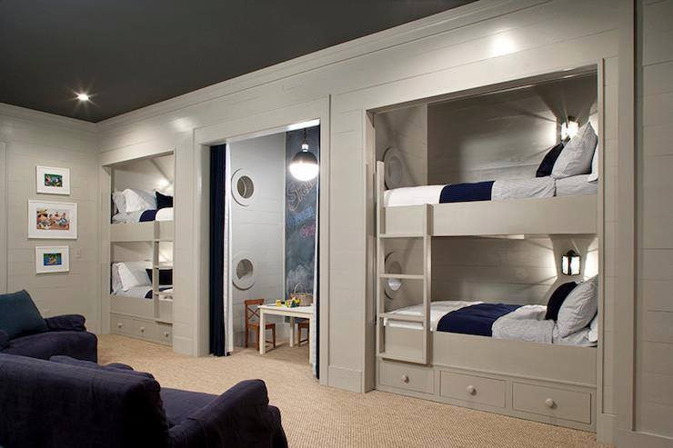 10 jolis mod les de 2 ou 4 lits superpos s pour enfants et for Les plus beaux lits