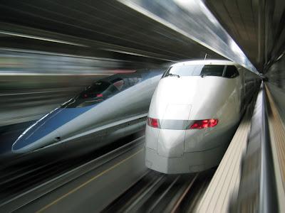 Shinkansen Jepang