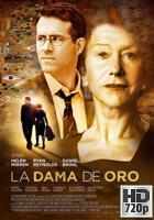 La Dama de Oro (2015) BRrip 720p Latino-Inglés