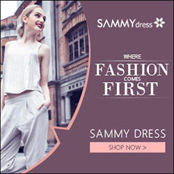 Sammydress spring 2017 Promotion