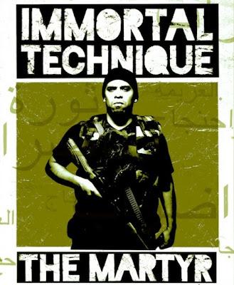 Immortal Technique - The Martyr Lyrics