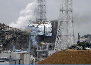 Que pasa si se explota la planta nuclear de japon