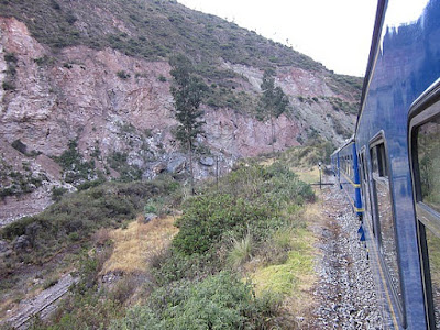 Train ride through the Rockies #Colorado #ColorfulColorado www.thebrighterwriter.blogspot.com