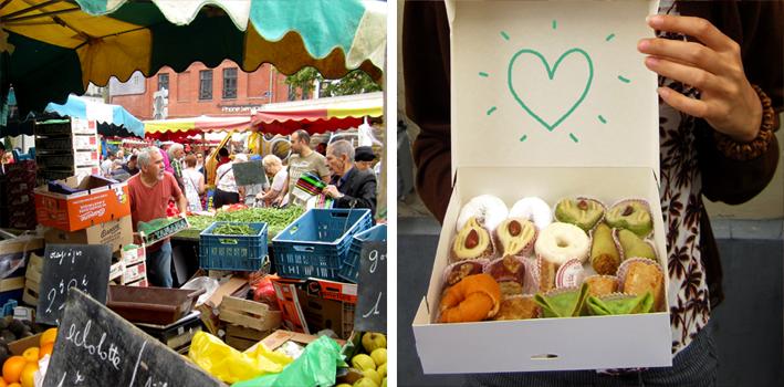 Lille - marché de Wazemmes et pâtisseries de l'Aziza - http://spicerabbits.blogspot.fr/