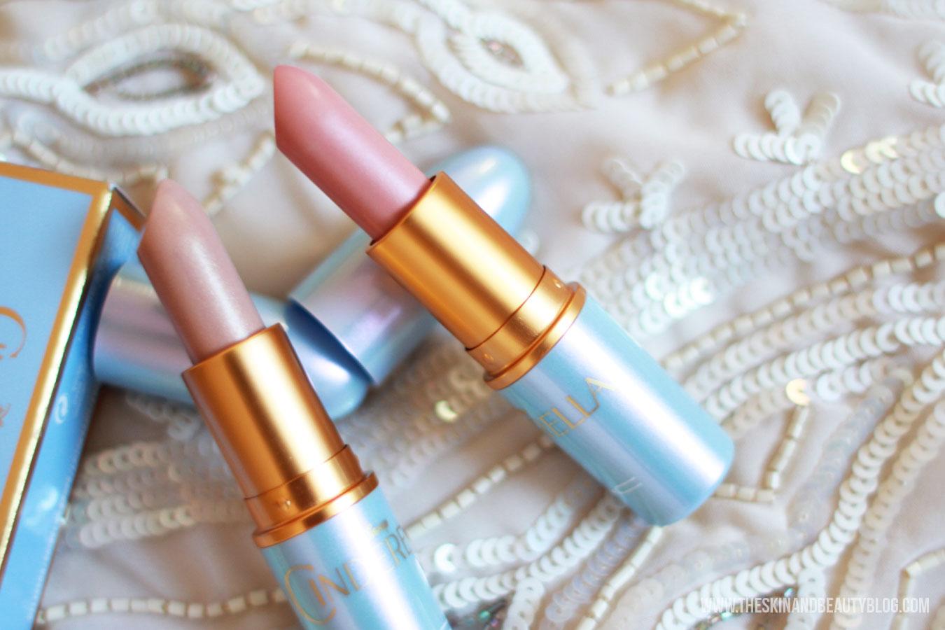 MAC Royal Ball Lipstick Swatches