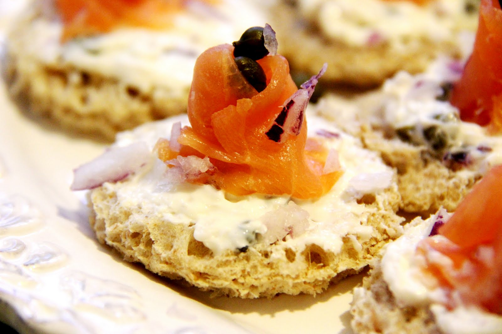 Stranded in cleveland mother 39 s day brunch menu brunch for Salmon mousse canape
