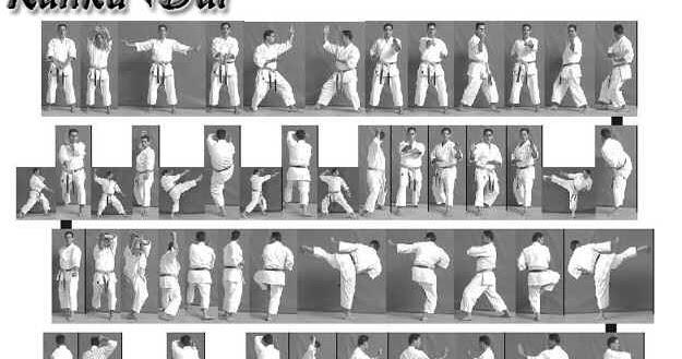 Karate shotokan jka bailen gimnasio municipal kata for Gimnasio kanku