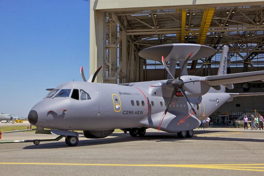 C-295 AEW