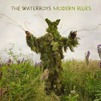 Disco THE WATERBOYS - Modern blues