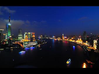 #16 Shanghai Wallpaper