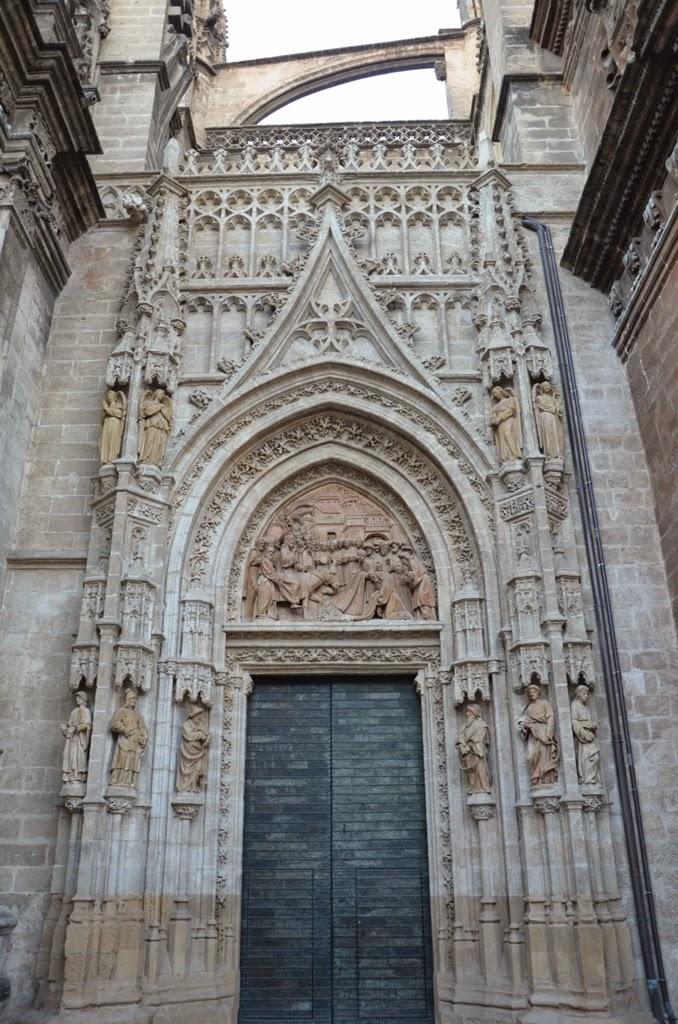 Puerta Campanillas - Catedral - Sevilla