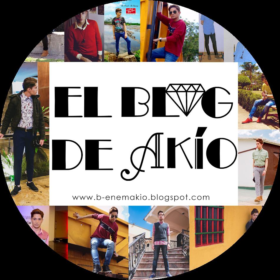 El Blog De Akío