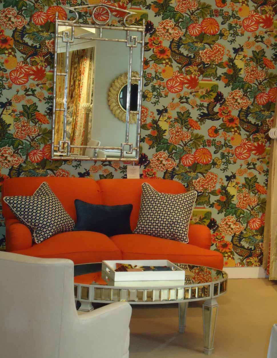 Desain Interior Retro Untuk Rumah Modern