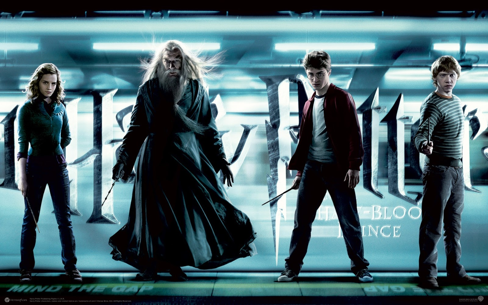 Harry Potter and the Half Blood Prince 1920x1080 Wallpaper