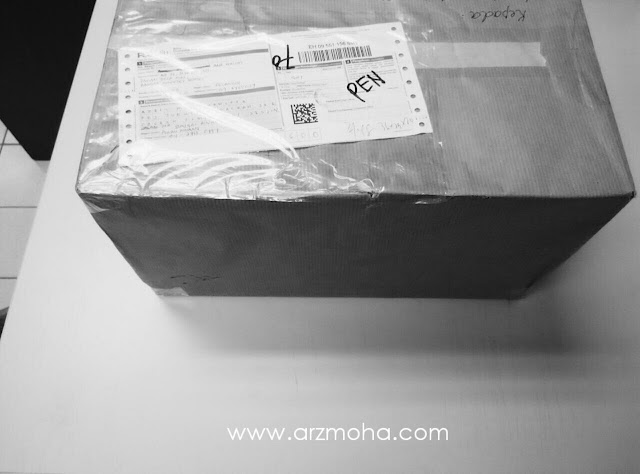 Hadiah Misteri, Wordless Wednesday, arzmoha, black and white,