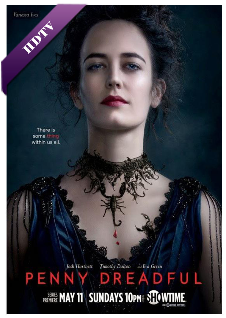 Penny Dreadful 1º Temporada