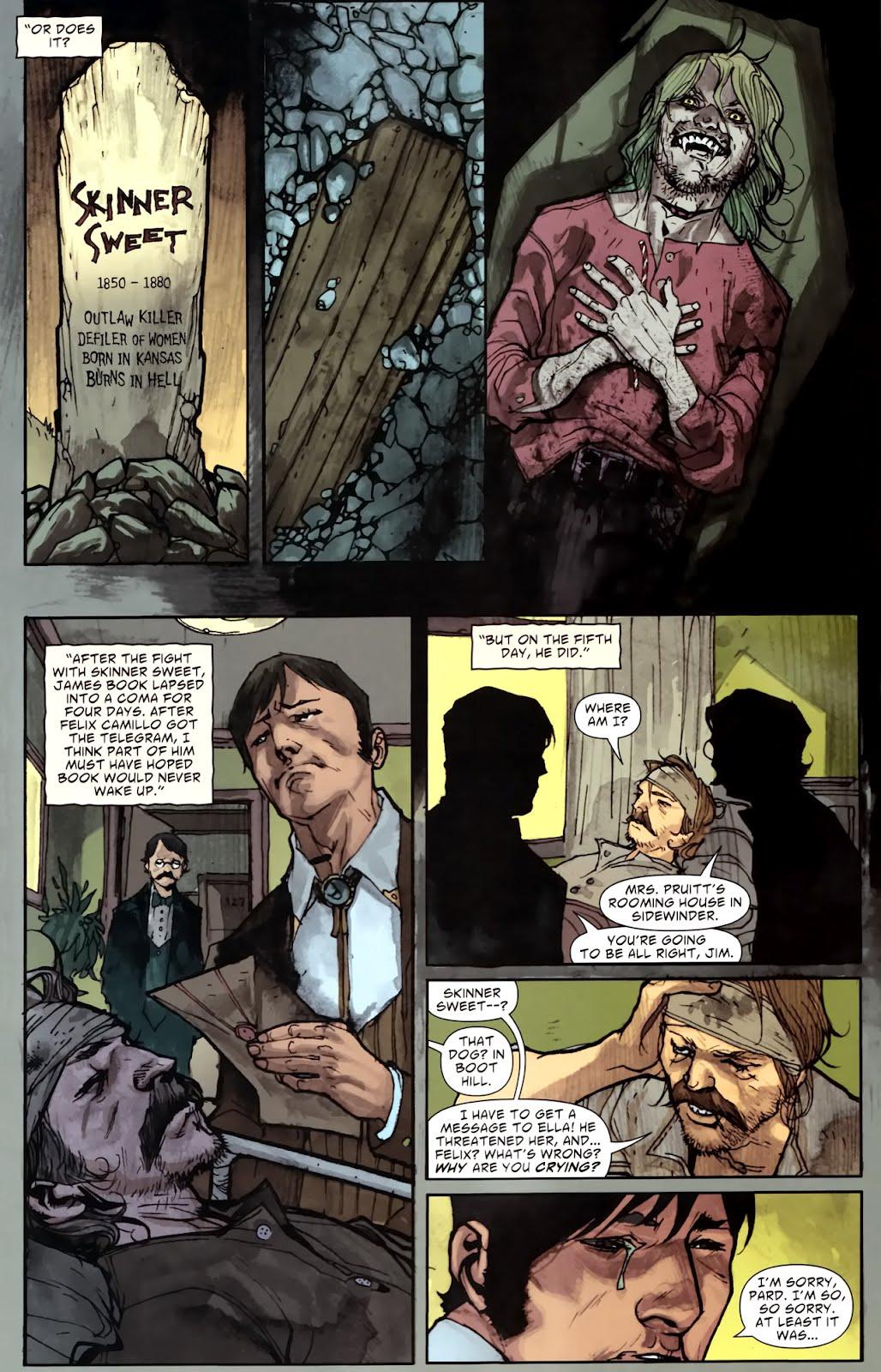 Vampiro Americano vol 1 Sangue Ruim ~ O silêncio dos carneiros