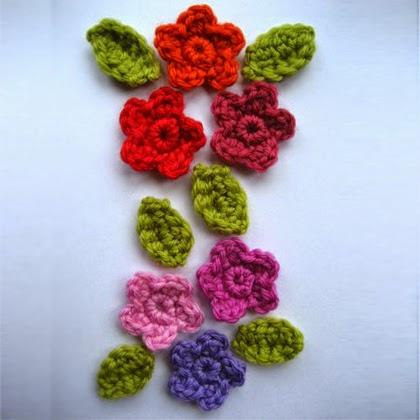 Teeny Tiny Flowers