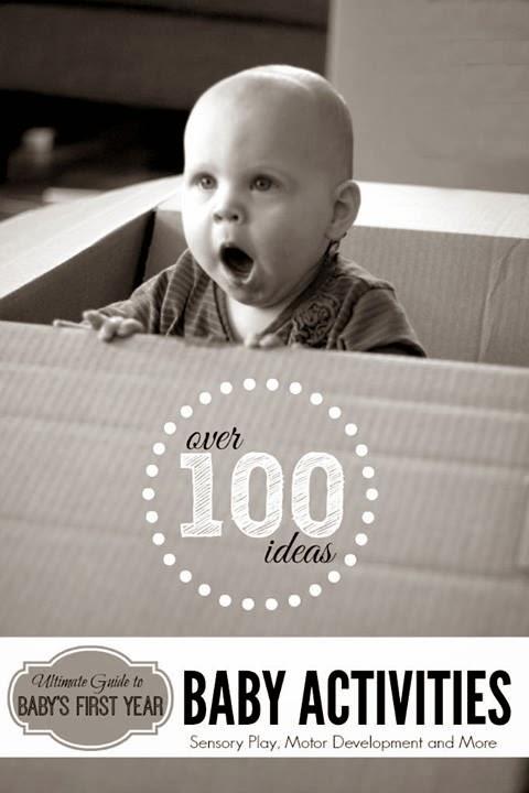 http://lemonlimeadventures.com/ultimate-guide-baby-activities/