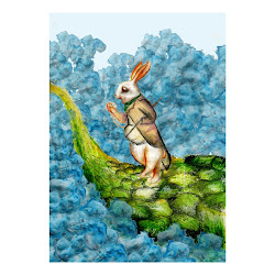 Alice no jardim das maravilhas | Alice in wonderland garden