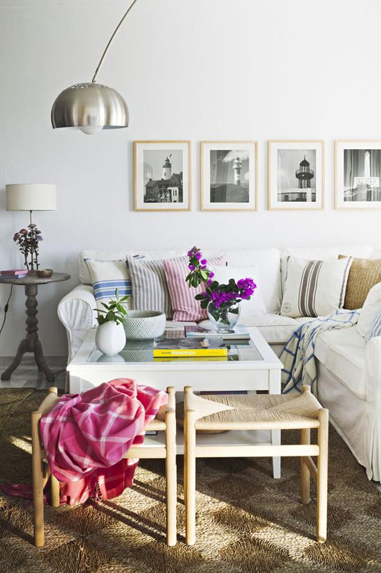 warm cosy living room ideas