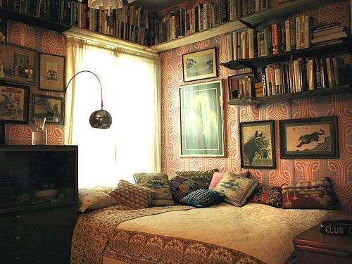 Habitación 2.2: Residencia de Gabrïel H. Unheinmer Vintage+bedroom+habitaci%25C3%25B3n+%25284%2529