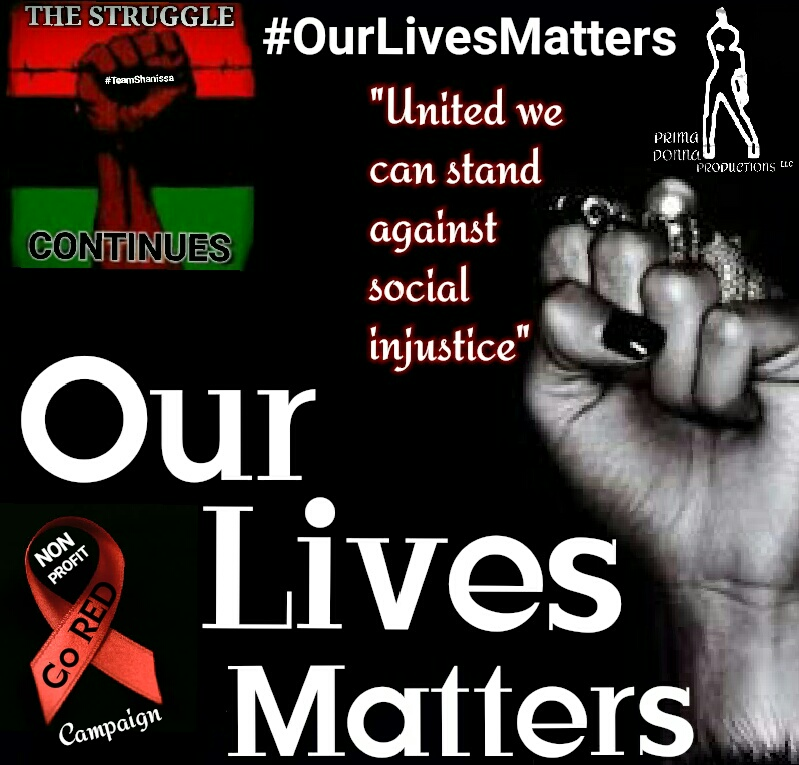 Our Lives Matters
