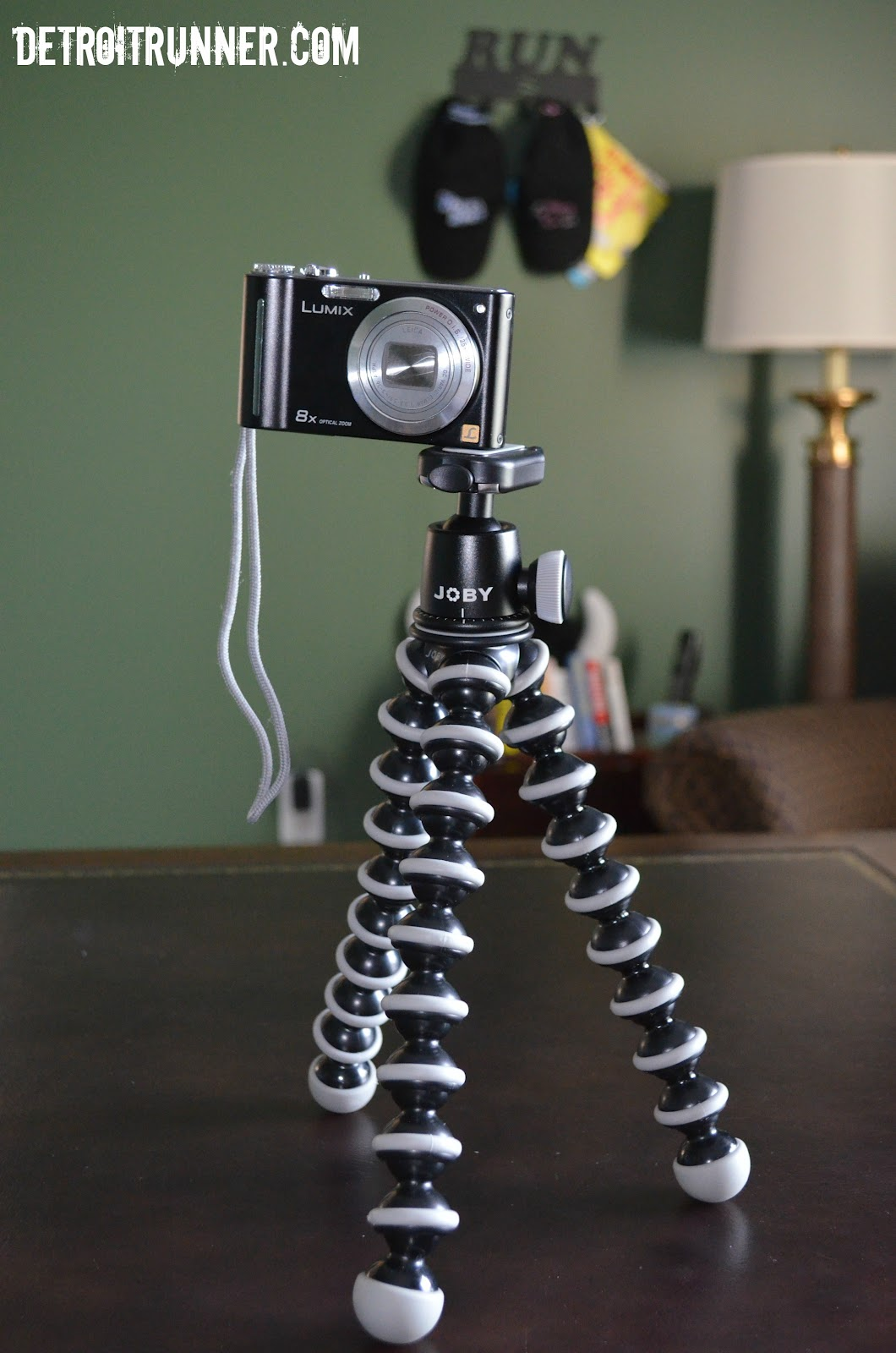 Detroit Runner Joby Gorillapod Slr Zoom Ballhead Review Small Other Models Available For Smaller Cameras Too