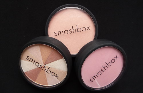 Smashbox Soft Lights In Tint Prism And Baked Stardust