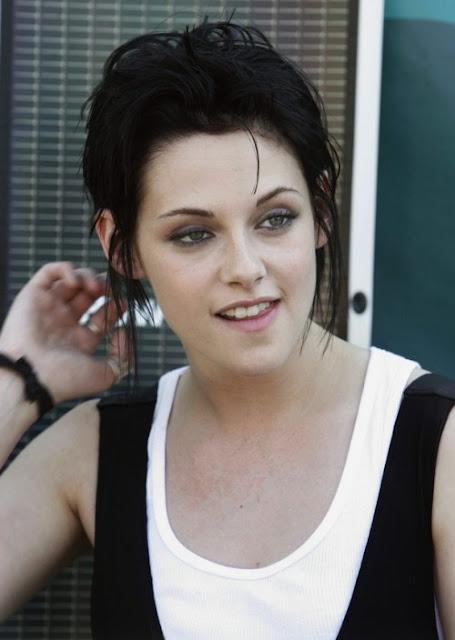 Kristen Stewart New Hair Style