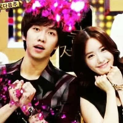 Lee Seunggi and Yoona of SNSD first celebrity couple of 2014