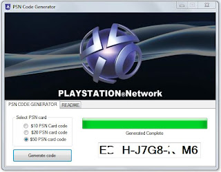 how to get free playstation network PSN codes