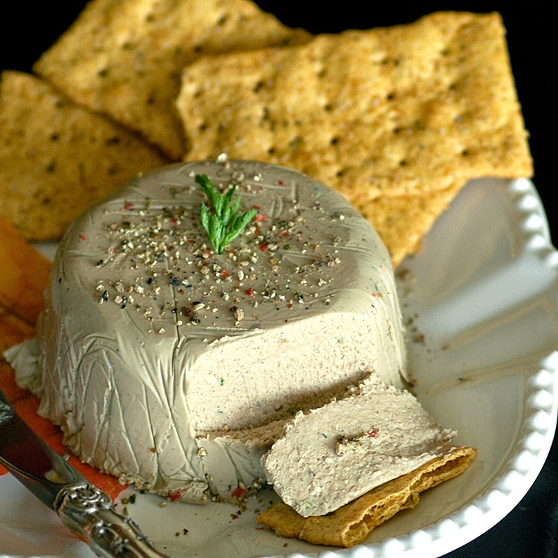 Chicken Pate Mousse Spead