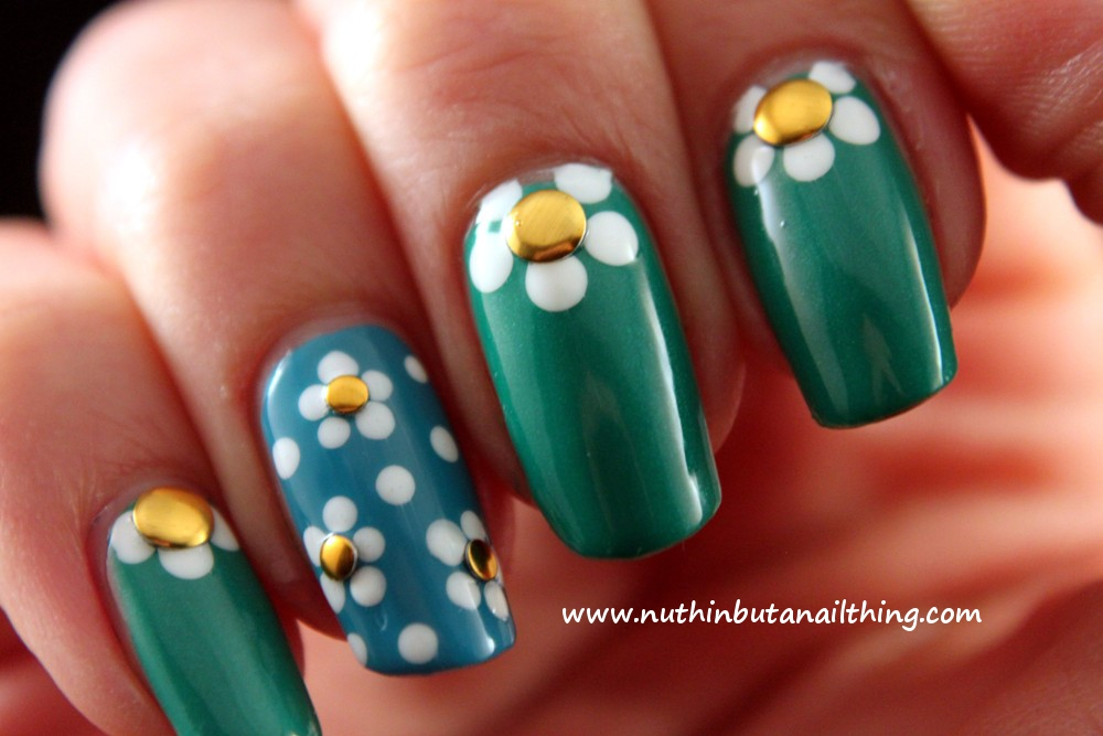 sinful colors rise shine. Sinful Colors Rise And Shine Savage Flower Nail Art A