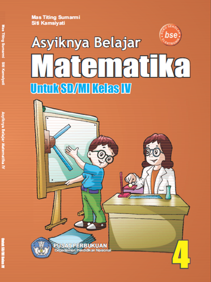 Buku KTSP Kelas 4 SD